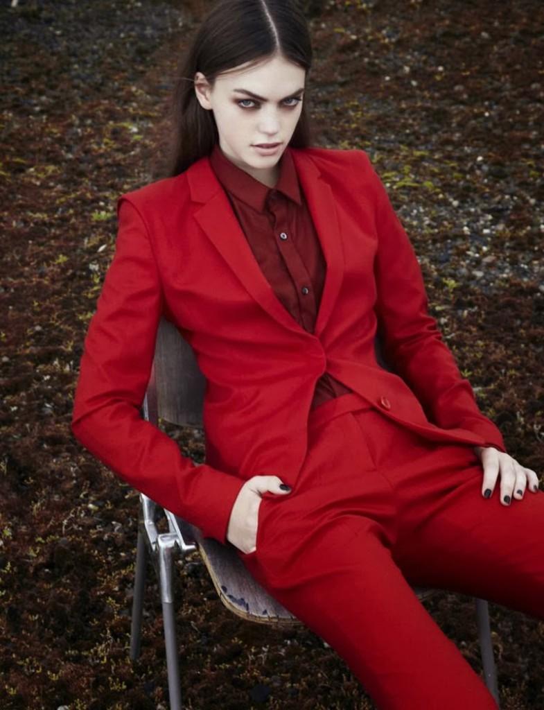Eva / image courtesy Tjarda Model Management (2)