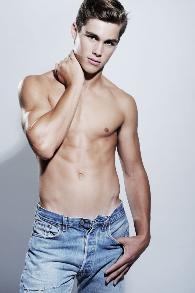 Jon / image courtesy LA Models (4)