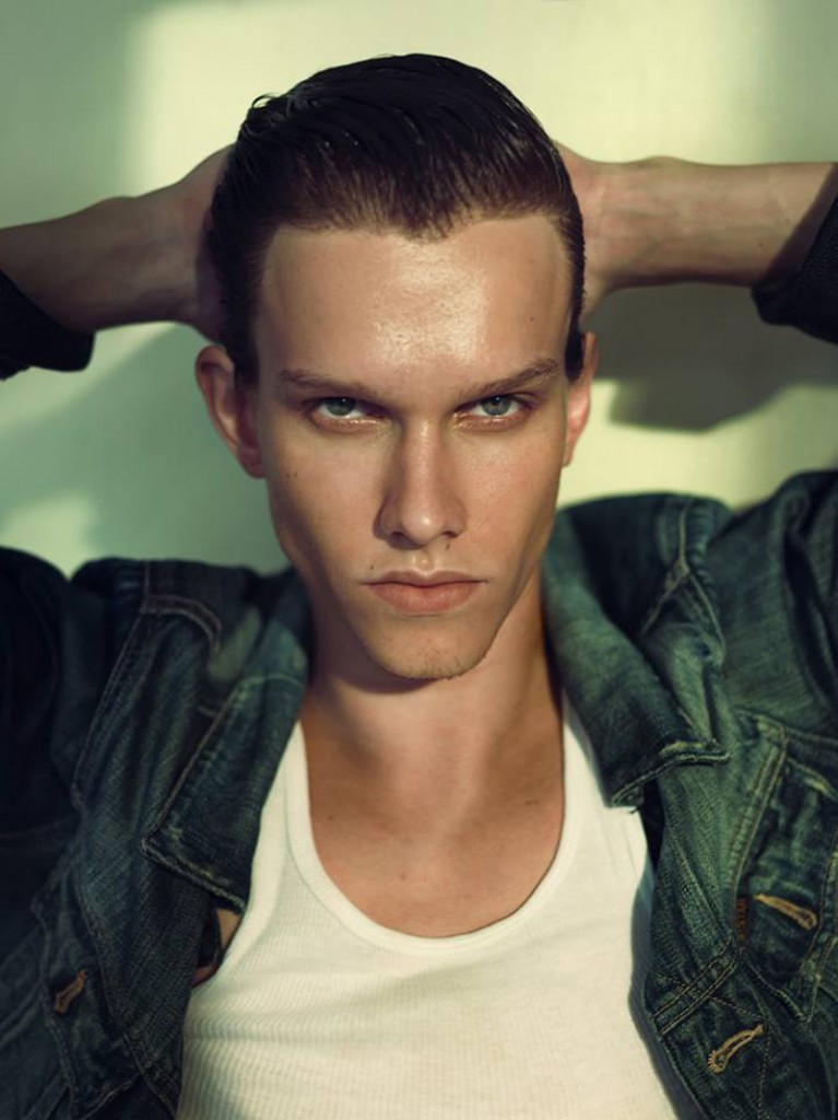 Leo / image courtesy Premier Models Management (5)