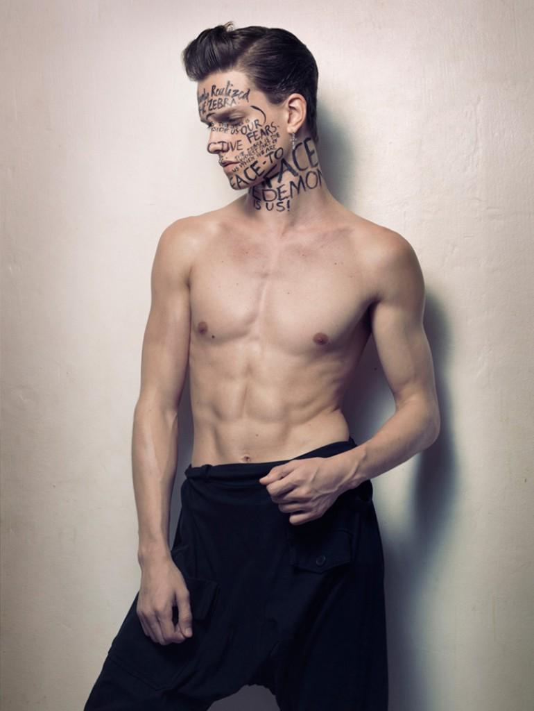 Leo / image courtesy Premier Models Management (4)