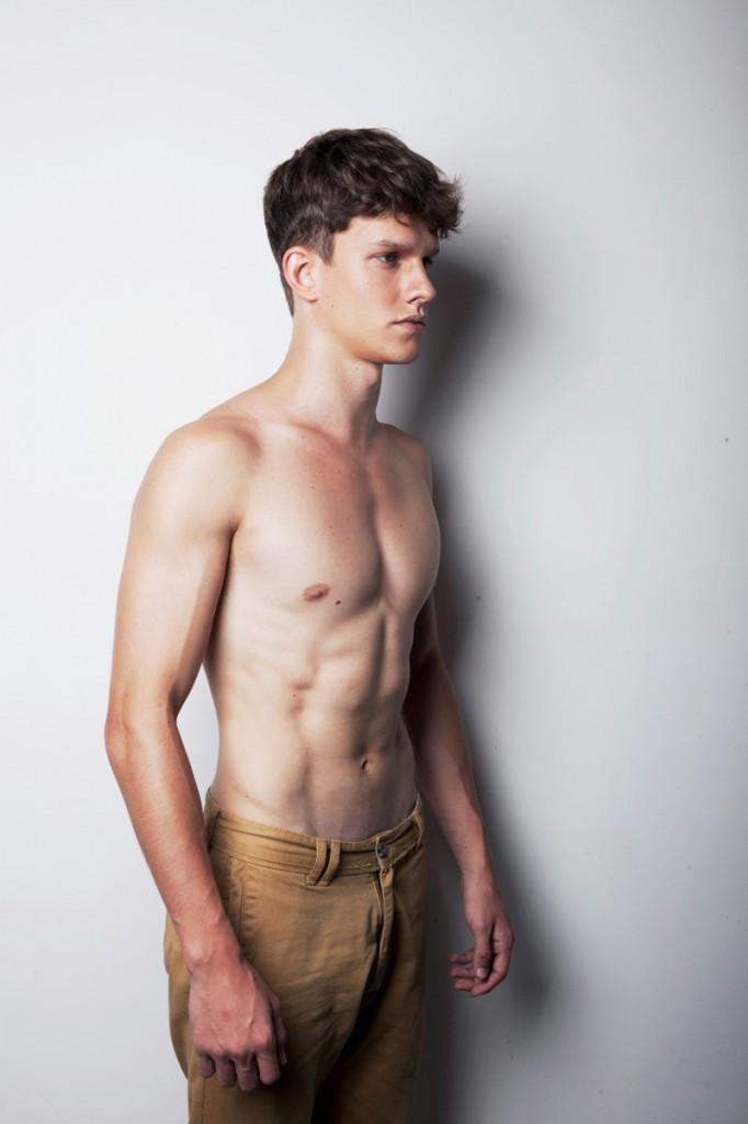 Leo / image courtesy Premier Models Management (18)