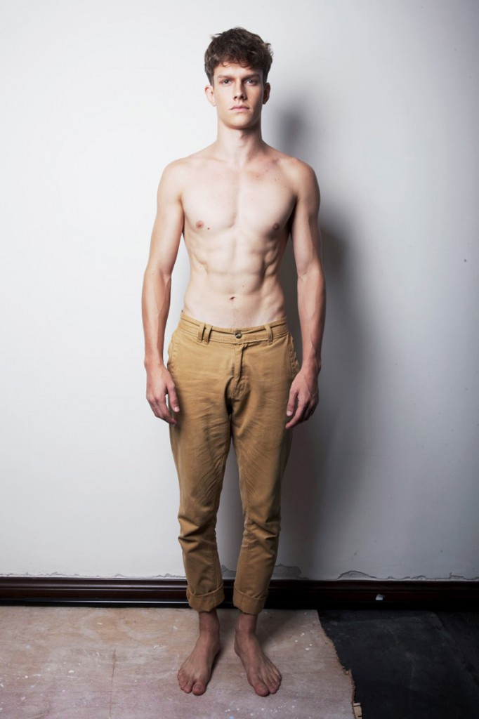 Leo / image courtesy Premier Models Management (19)