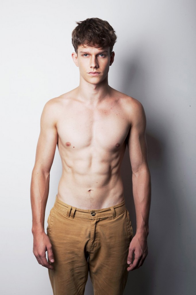 Leo / image courtesy Premier Models Management (20)