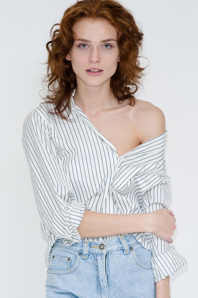 Sansa / image courtesy Point Model Management (3)