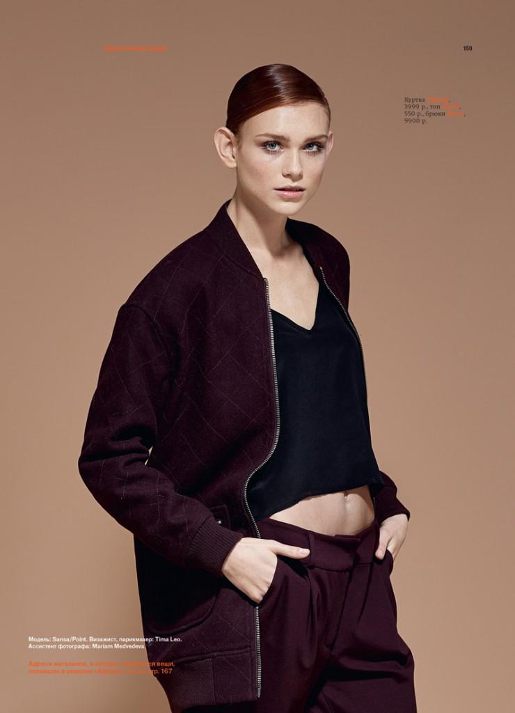 Sansa / image courtesy Point Model Management (8)