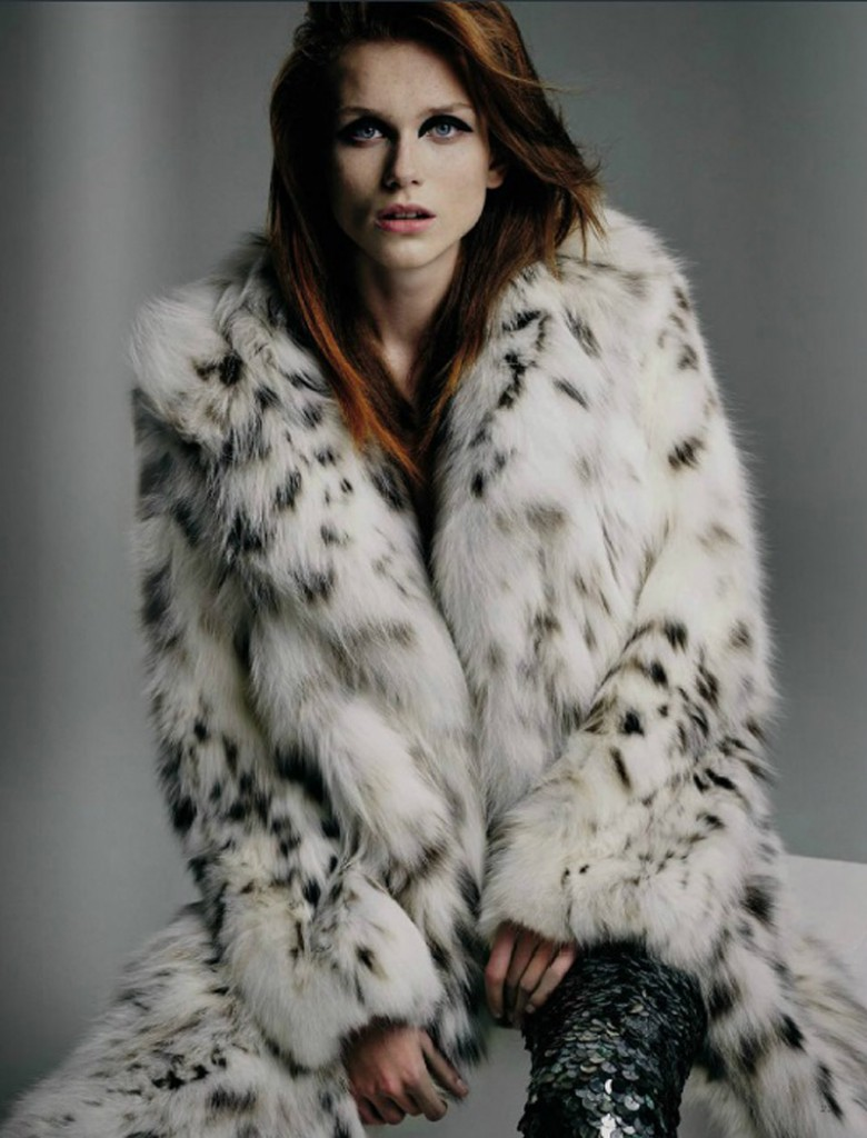 Sansa / image courtesy Point Model Management (9)
