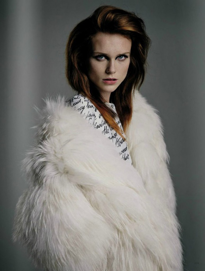 Sansa / image courtesy Point Model Management (10)