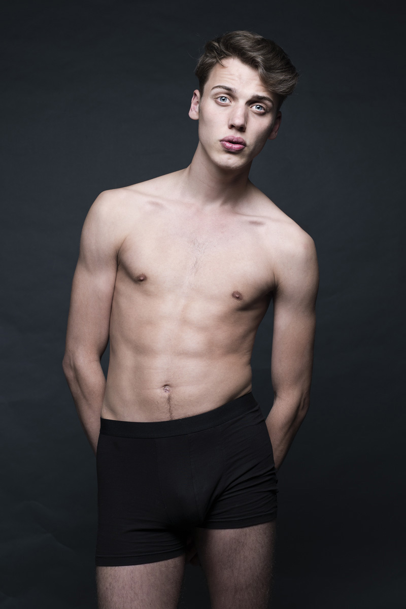 Daan / image courtesy 77 Models (2)