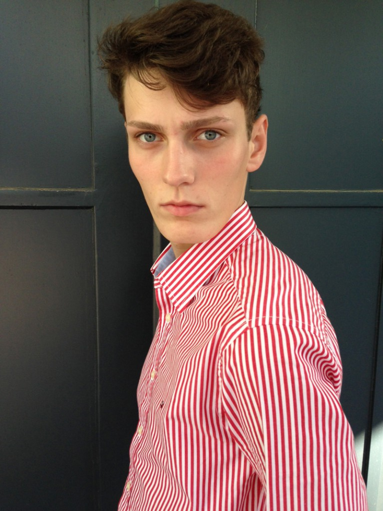 Jakob / image courtesy Quantum 7 Model Management (11)