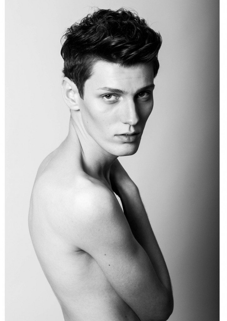 Jakob / image courtesy Quantum 7 Model Management (2)