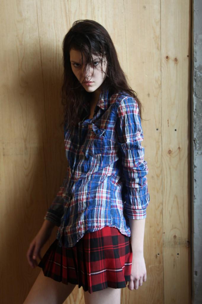 Christina / image courtesy World Fashion Models (6)