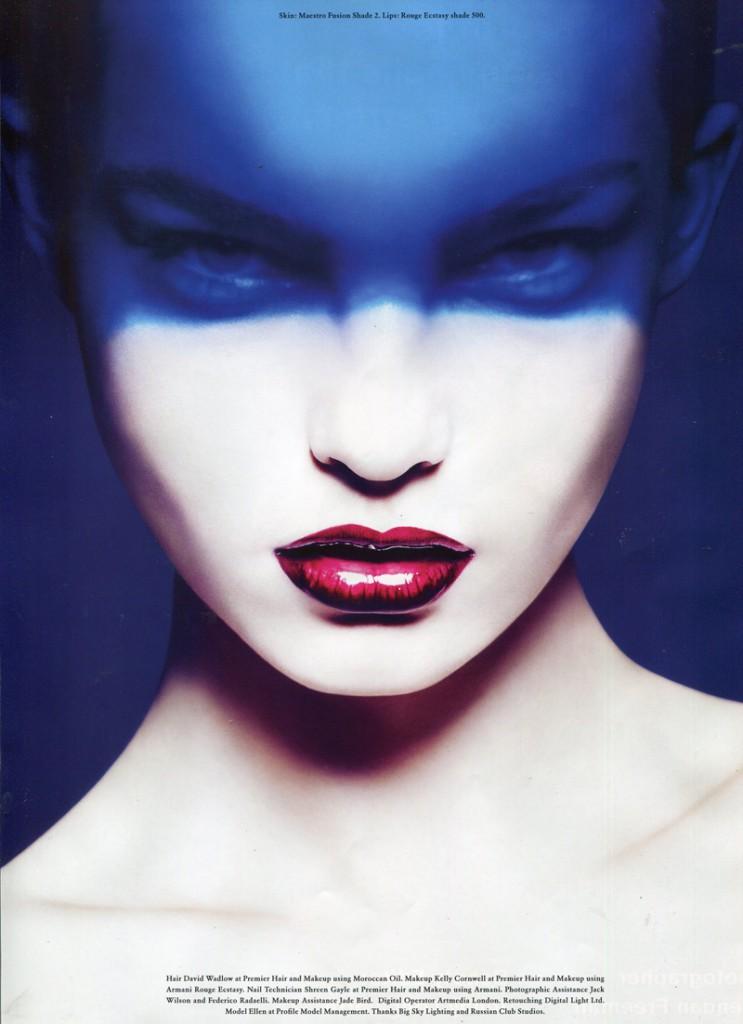 Ellen / image courtesy Profile Models (4)