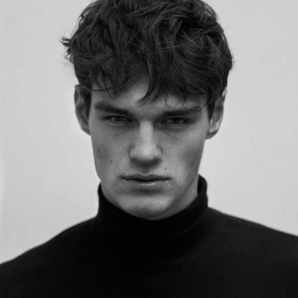 Christian / image courtesy Louisa Models