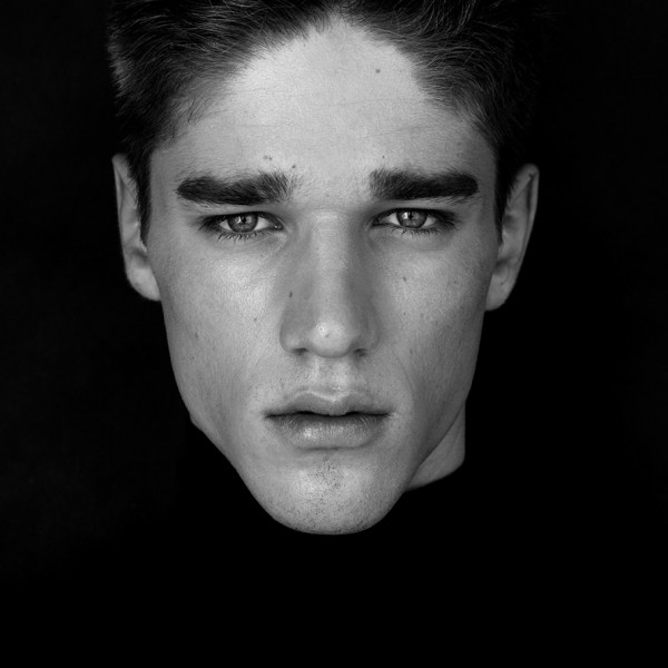 Simon / image courtesy Exit Model Management