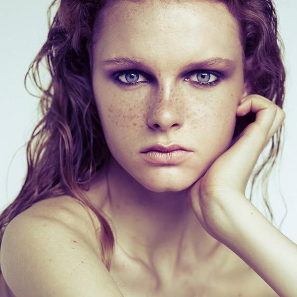 Weronika / image courtesy United for Models