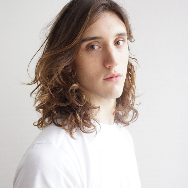 Edouard / polaroid courtesy Rock Men