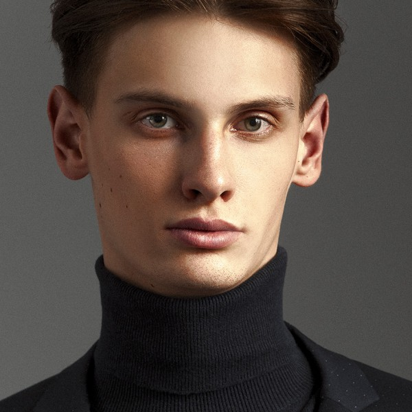 Sergey / image courtesy Pure Model Management