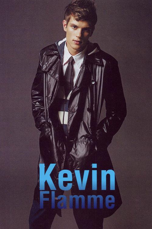 Kevin Nee Model Laurent Albucher