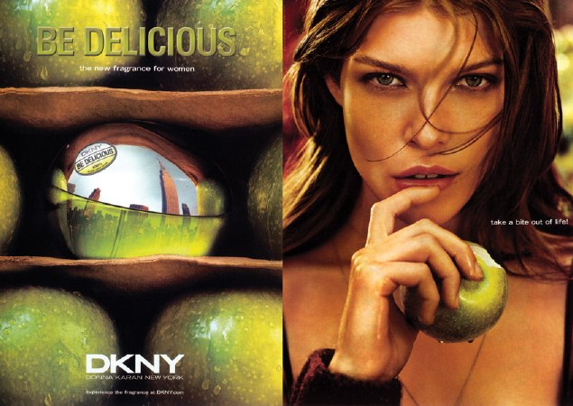 DKNY Be Delicious Fragrance ph. Mikael Jansson