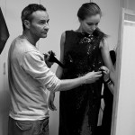 Fitting at Guy Laroche