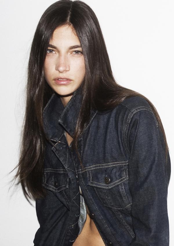 Jacquelyn Jablonski / Ford Models Image courtesy of Ford NYC