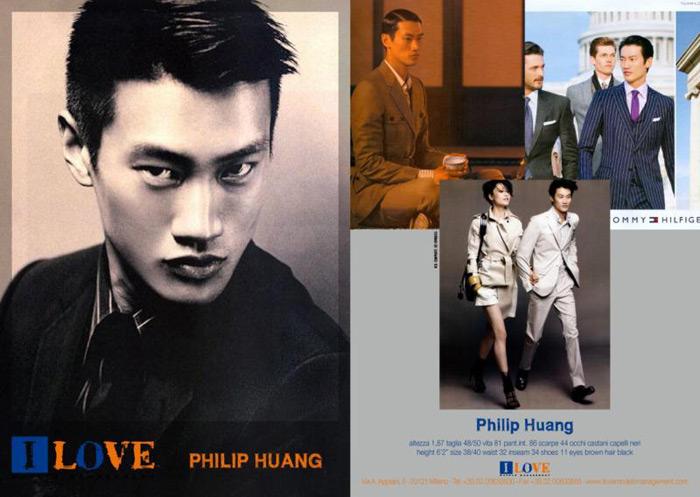 Philip huang gucci