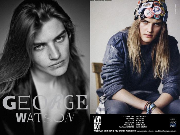 George watson model