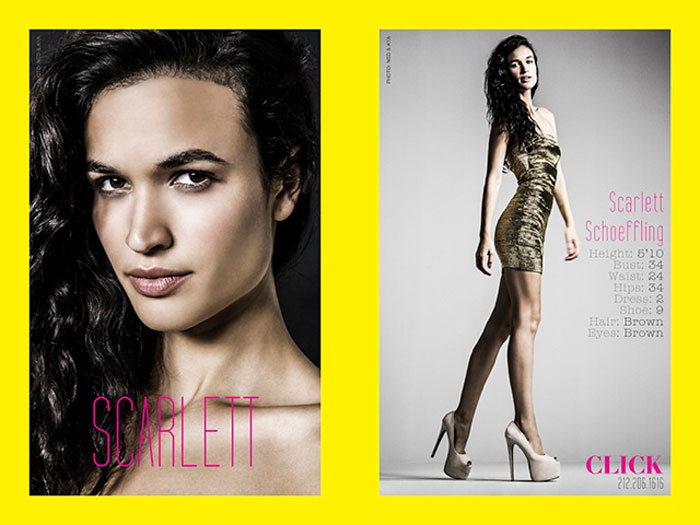 Scarlett Schoeffling