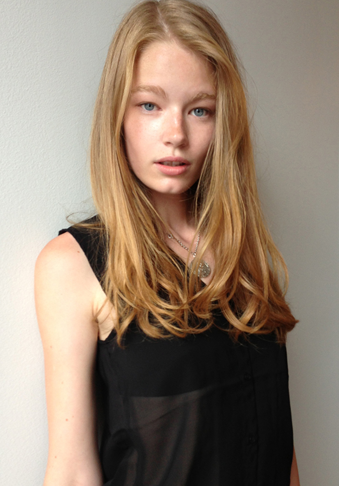 Top Newcomers S/S 14: Hollie May Saker – Of The Minute