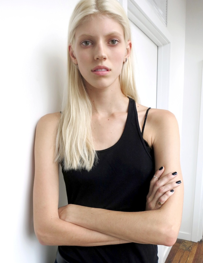 Top Newcomers S/S 14: Devon Windsor – Of The Minute