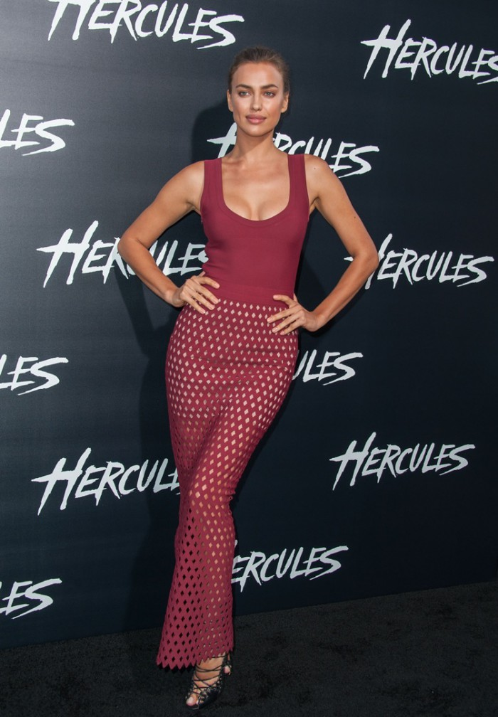 "Premiere Of Paramount Pictures' ""Hercules"" - Arrivals"