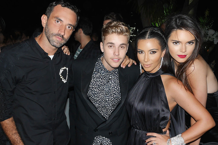 Justin-Bieber,-Kim-Kardashian-and-Kendall-Jenner-joined-Beats-by-Dre-to-wish-Riccardo-Tisci-Happy-40th-1