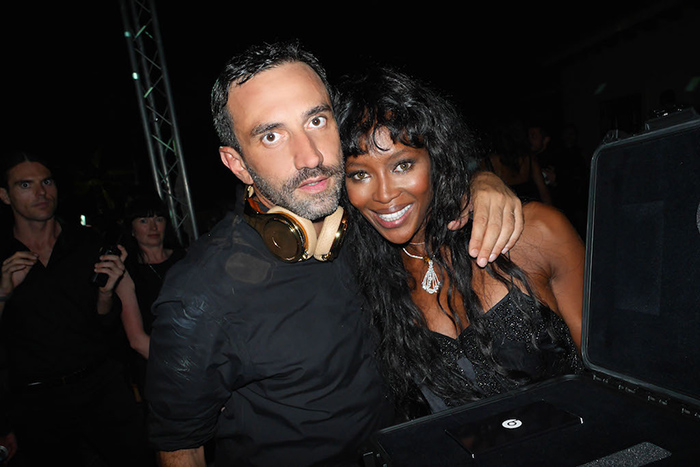 Naomi-Campbell-celebrates-with-Riccardo-Tisci-by-gifting-him-24ct-gold-Beats-by-Dre-pro-headphones-for-his-40th-1
