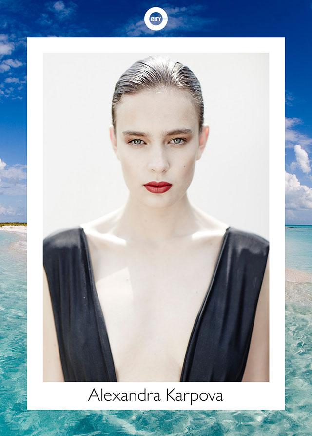 Alexandra Karpova Bikini Gallery