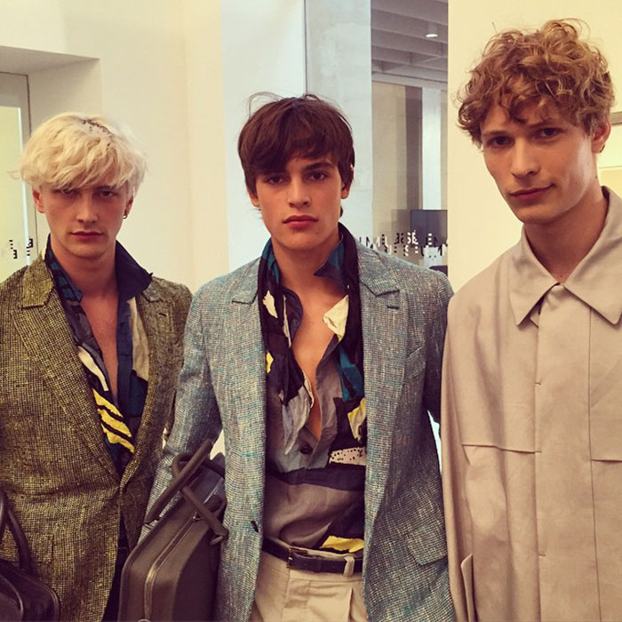 Benjamin-Jarvis,-Parker-van-Noord,-and-Sven-de-Vries-at-Berluti