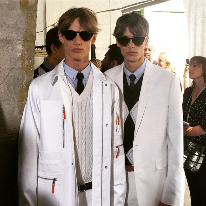 Charlie-James-and-Marc-Schulze-at-Dior-Homme