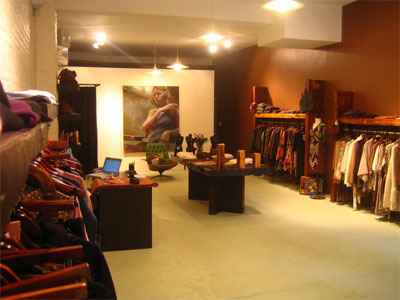 clothing boutique