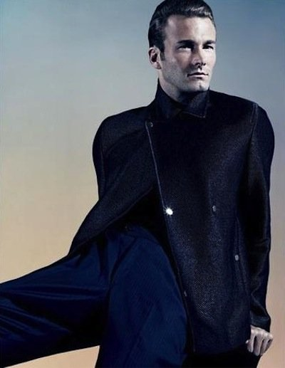 Brad Kroenig - Photo: Sharif Hamza for V Man F/W 12