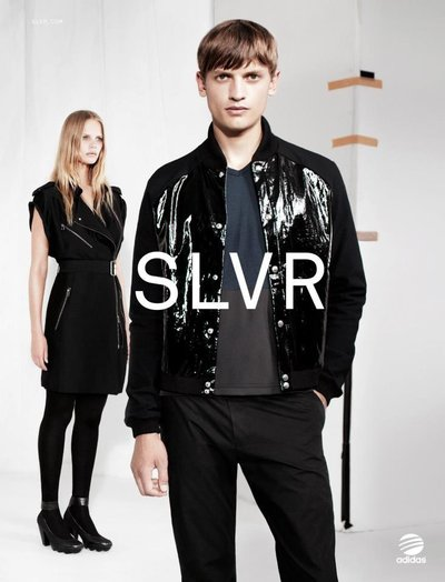 Eddie Klint - Photo: Willy Vanderperre for Adidas SLVR S/S 13