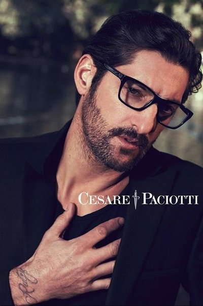 Tony Ward - Ph: Stefano Galuzzi for Cesare Paciotti F/W 12