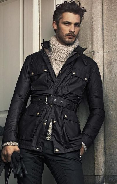 Ben Hill - Ph: for Belstaff F/W 13