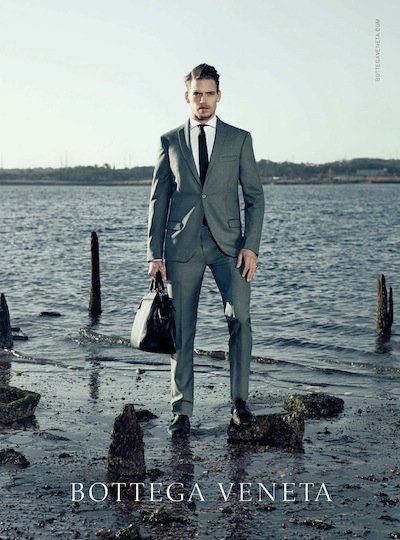 Mark Cox - Ph: Pieter Hugo for Bottega Veneta S/S 14