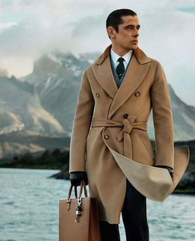 Werner Schreyer - Photo: Alasdair McLellan for Louis Vuitton Men F/W 12