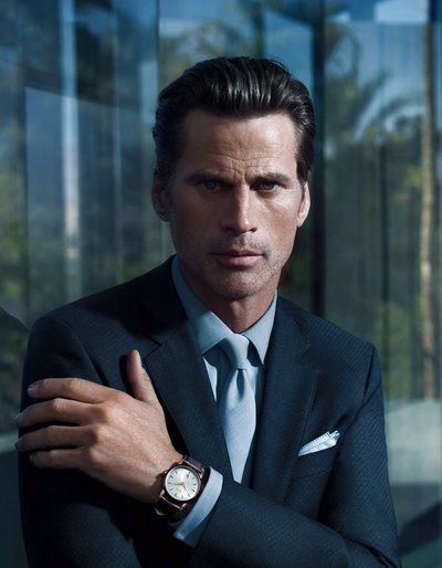 Mark Vanderloo - Photo: Mario Sorrenti for Hugo Boss S/S 12