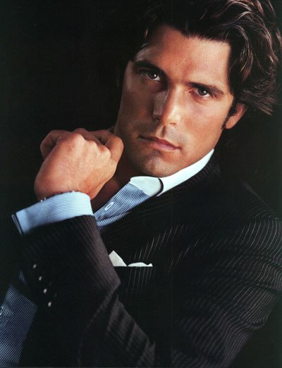 Nacho Figueras - Photo: Bruce Weber for Ralph Lauren Fragrance 2009