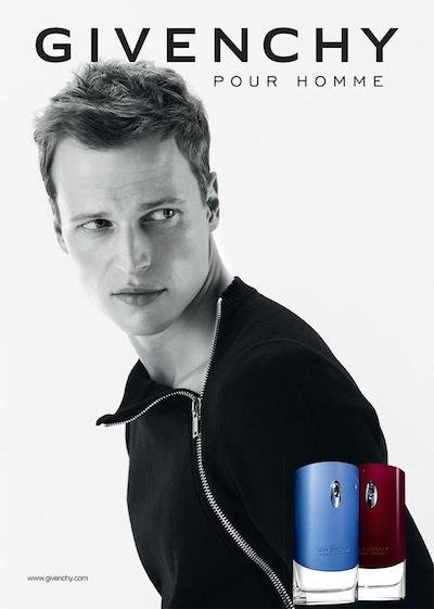 Lars Burmeister - Ph: for Givenchy Pour Homme Fragrance 2014