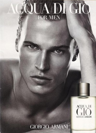 Lars Burmeister - Ph: for Giorgio Armani Acqua di Gio Fragrance Contract 2010