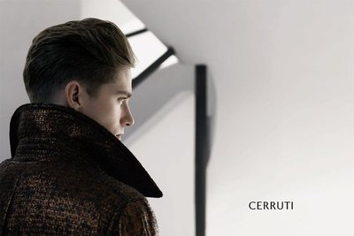 Travis Davenport - Ph: Tom Watson for Cerruti F/W 10