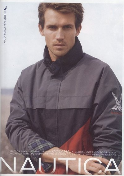 Andrew Cooper - Ph: for Nautica F/W 10