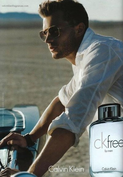 Jamie Dornan - Ph: Fabien Baron for cK Free Fragrance 2010